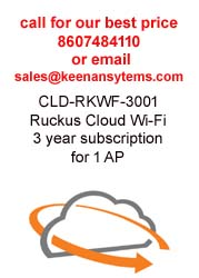 Ruckus Cloud Wi-Fi 3 year subscription for 1 AP