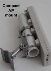 compact mount