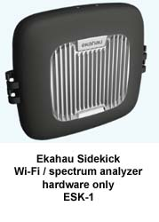 Ekahau | Keenan Systems New Wi-Fi Store