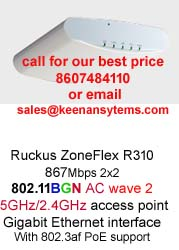 Ruckus | Keenan Systems New Wi-Fi Store