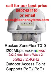Ruckus Wi-Fi products | Keenan Systems New Wi-Fi Store